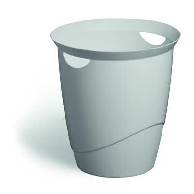 Kosz na śmieci ECO szary 16 l