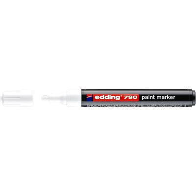 Marker olejowy Edding 790 biały