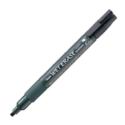 Marker kredowy smw26 czarny pentel