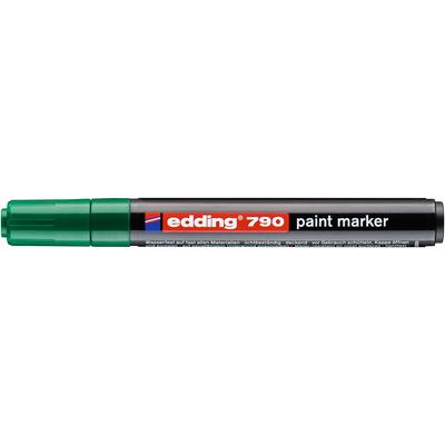 Marker olejowy Edding 790 zielony