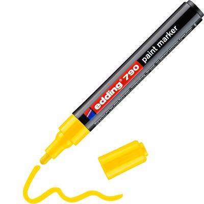 Marker olejowy Edding 790 żółty