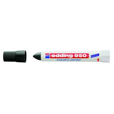 Marker przemysłowy - pasta Edding 950 Czarny