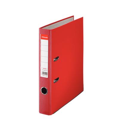 Segregator ekonomiczny biurowy A4/50 MM ESSELTE czerwony