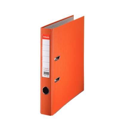 Segregator ekonomiczny biurowy A4/50 MM ESSELTE pomarańczowy
