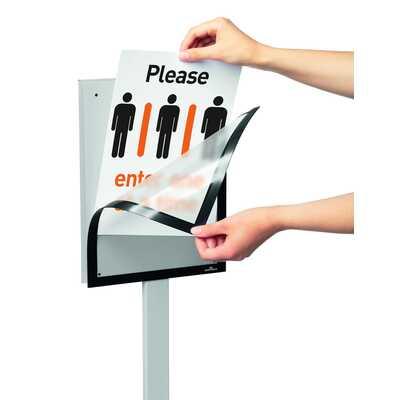 Info Stand Basic stojak podłogowy A4