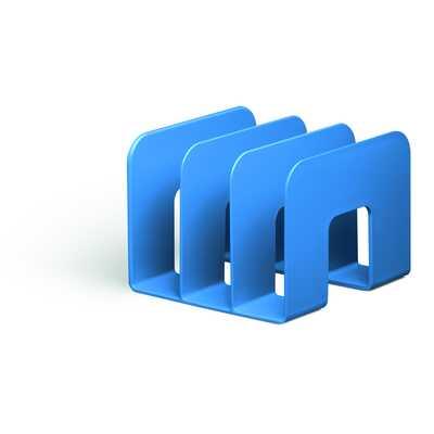 Stojak na katalogi ECO niebieski